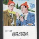 Abbott & Costello - Christmas Stocking 1981 HOLIDAY Cassette Tape