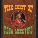 Reba McEntire - The Best Of Reba McEntire Cassette Tape