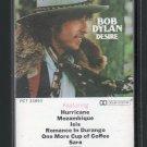 Bob Dylan - Desire Cassette Tape