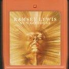 Ramsey Lewis - Sun Goddess 1974 CBS A52 8-track tape
