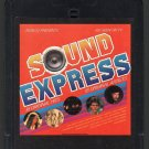 Sound Express - 18 Original Artists 18 Original Hits RONCO 8-track tape