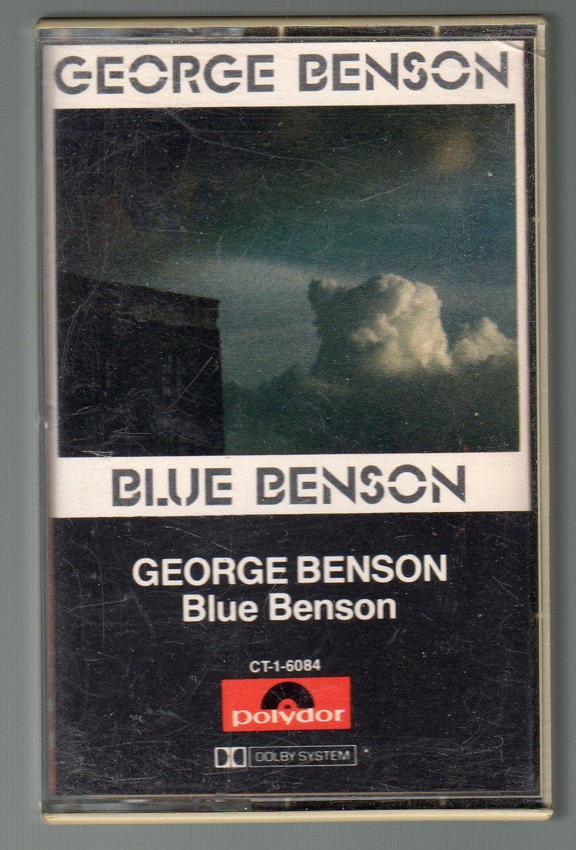 George Benson - Blue Benson Cassette Tape