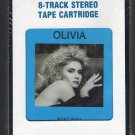 Olivia Newton-John - Soul Kiss 1985 CRC Sealed A52 8-track tape
