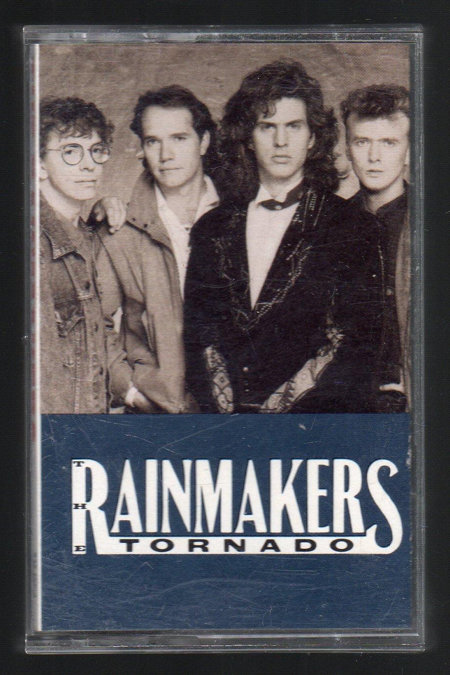 The Rainmakers - Tornado Cassette Tape