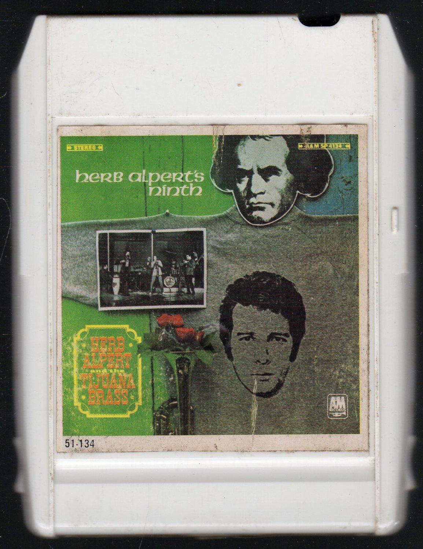 Herb Alpert And The Tijuana Brass - Herb Alpert's Ninth 1967 A&M A52 8-track tape