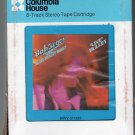 Bob Seger And The Silver Bullet Band - Live Bullet 1976 CRC A52 8-track tape