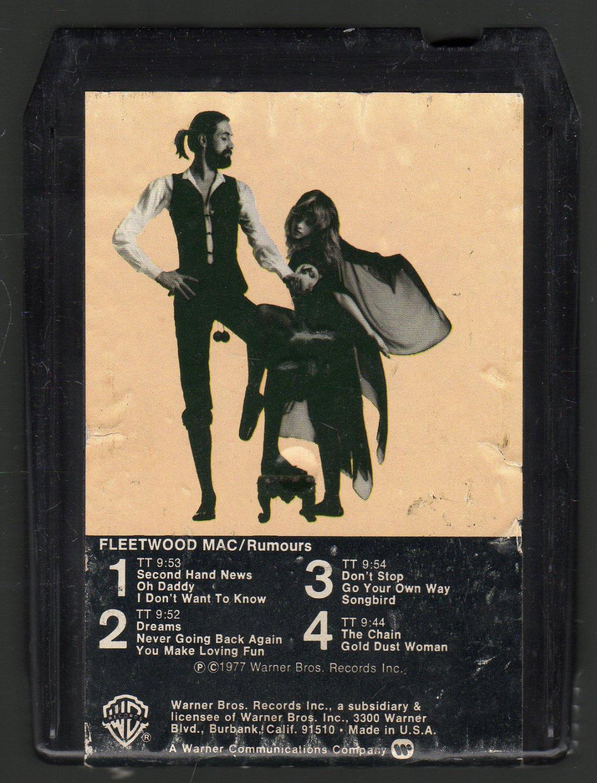 Fleetwood Mac - Rumors 8-track tape