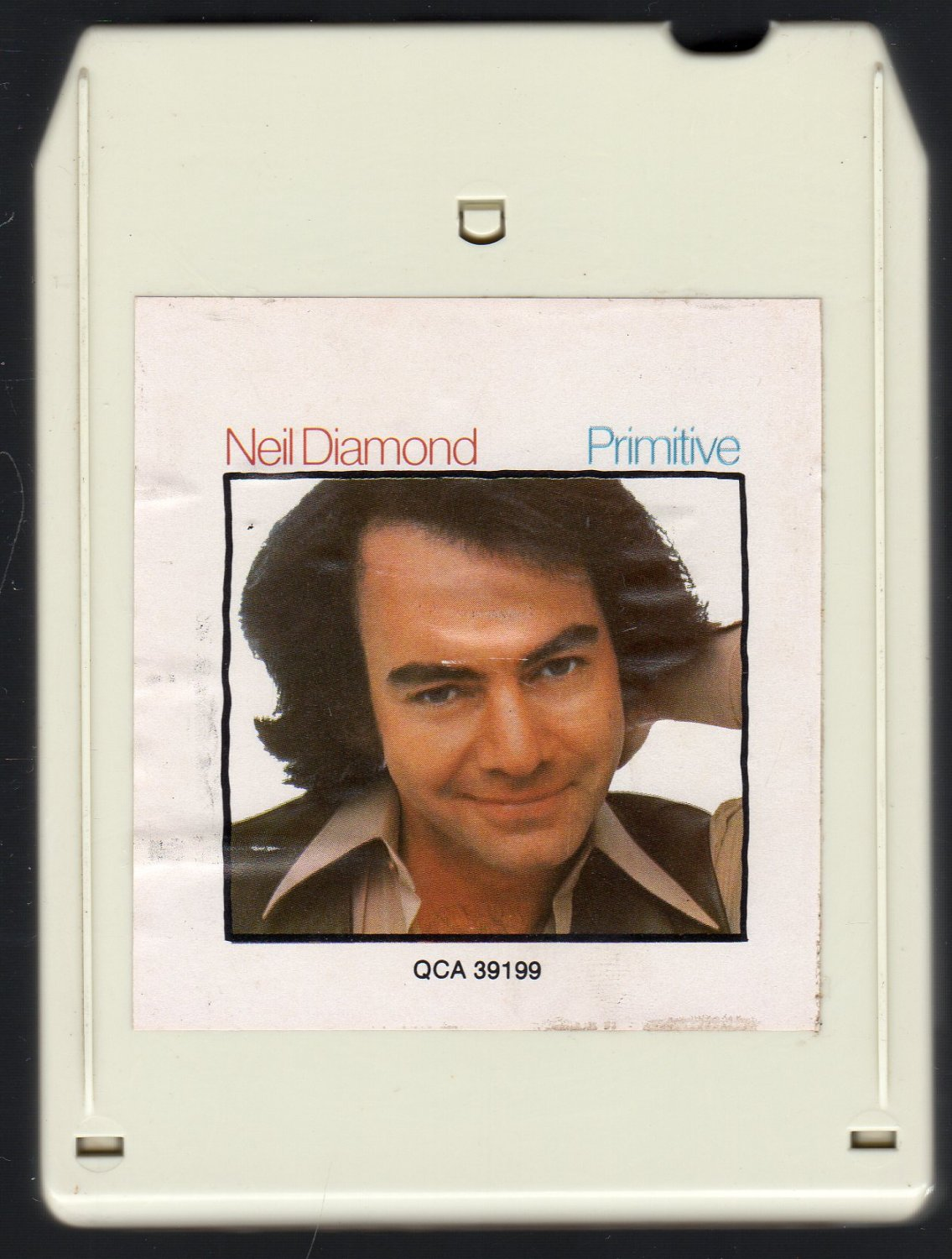 Neil Diamond - Primitive 1984 CRC 8-track tape