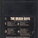 The Beach Boys - The Beach Boys In Concert 1973 WB Double Play A52 8-track tape