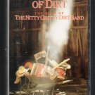 The Nitty Gritty Dirt Band - Twenty Years Of Dirt The Best Of Cassette Tape