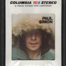 Paul Simon - Paul Simon 1972 CBS Sealed A52 8-track tape
