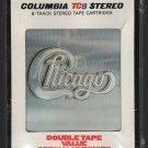 Chicago - Chicago II 1970 CBS Double Album Sealed A52 8-track tape