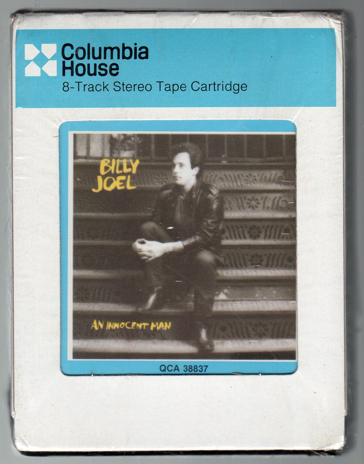 Billy Joel - An Innocent Man 1983 CRC Sealed A52 8-track tape