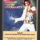 Elvis Presley - Legendary Concert Performances RARE 1978 Cassette Tape