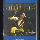 Jerry Jeff Walker - A Man Must Carry On Cassette Tape