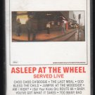 Asleep At The Wheel - Served Live Cassette Tape