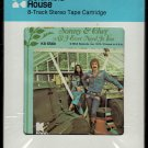 Sonny & Cher - All I Ever Need Is You CRC KAPP Sealed 8-track tape
