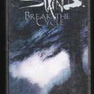 Staind - Break The Cycle Cassette Tape