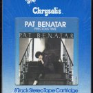 Pat Benatar - Precious Time 1981 Sealed 8-track tape