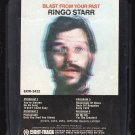 Ringo Starr - Blast From Your Past 8-track tape