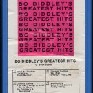 Bo Diddley - Bo Diddley's Greatest Hits GRT Checker 2989 8-track tape