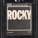 Rocky - Original Motion Picture Score UA 8-track tape