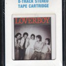 Loverboy - Lovin' Every Minute Of It 1985 CRC 8-track tape