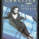 Belinda Carlisle - Heaven On Earth Cassette Tape