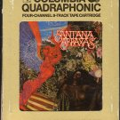 Santana - Abraxas Quadraphonic 8-track tape