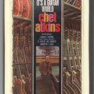 Chet Atkins - It's A Guitar World RCA 1966 Egg-Shell Sleeve 8-track tape