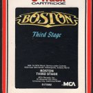 Boston - Third Stage 1986 RCA 8-track tape