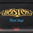 Boston - Third Stage Cassette Tape