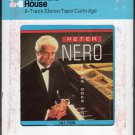 Peter Nero - Peter Goes Pop 1982 CRC 8-track tape