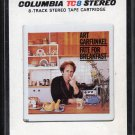 Art Garfunkel - Fate For Breakfast Sealed 8-track tape