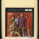 The Beach Boys - 20/20 1969 Capitol 8-track tape