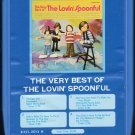 The Lovin' Spoonful - The Very Best Of The Lovin' Spoonful GRT Kama Sutra 8-track tape