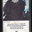 Bob Dylan - Greatest Hits 1967 Columbia Cassette Tape