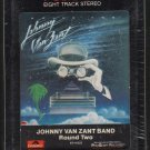 Johnny Van Zant Band - Round Two Sealed 8-track tape