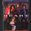 Heart - Heart Cassette Tape
