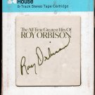 Roy Orbison - The All-Time Greatest Hits Of CRC 8-track tape