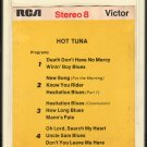 Hot Tuna - Hot Tuna RCA 1970 Debut 8-track tape