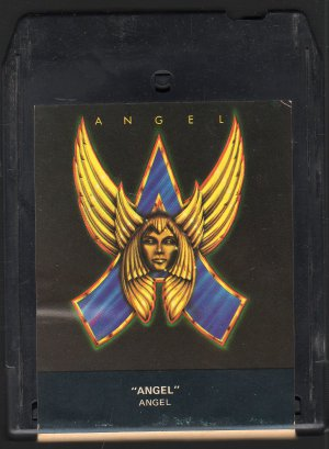 Angel - Angel 1975 Debut CASABLANCA 8-track tape