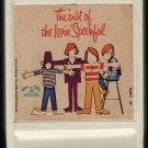 The Lovin' Spoonful - The Best Of The Lovin' Spoonful 1967 Kama Sutra AC1 8-track tape