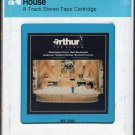 Arthur The Album - Original Motion Picture Soundtrack 1981 CRC 8-track tape