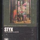 Styx - The Grand Illusion 1977 A&M Cassette Tape