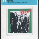 The Clash - The Clash 1978 Debut 8-track tape
