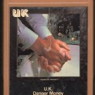 U.K. - Danger Money 1979 POLYDOR 8-track tape