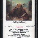 Kansas - Leftoverture 1976 Cassette Tape