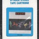Heart - Bad Animals 1987 CRC 8-track tape