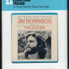 The Doors - Jim Morrison An American Prayer CRC 8-track tape